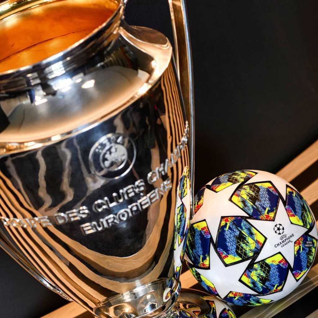 preparando sorteo champions league 2019