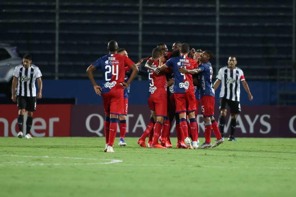 Independiente Medellín en Copa Libertadores. Foto: Libertadores