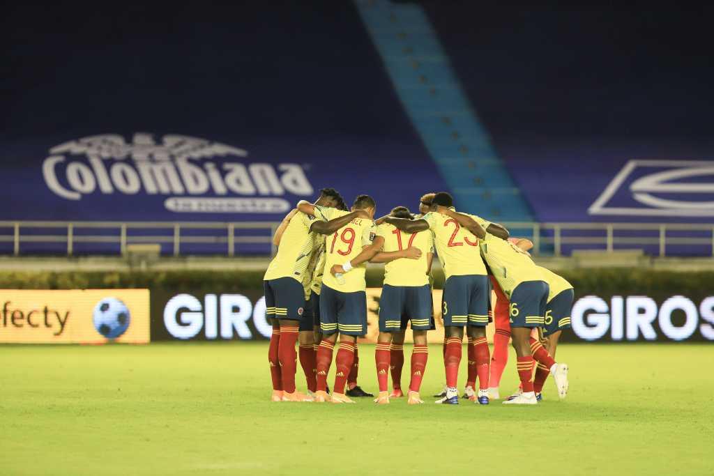 Horario Colombia Uruguay