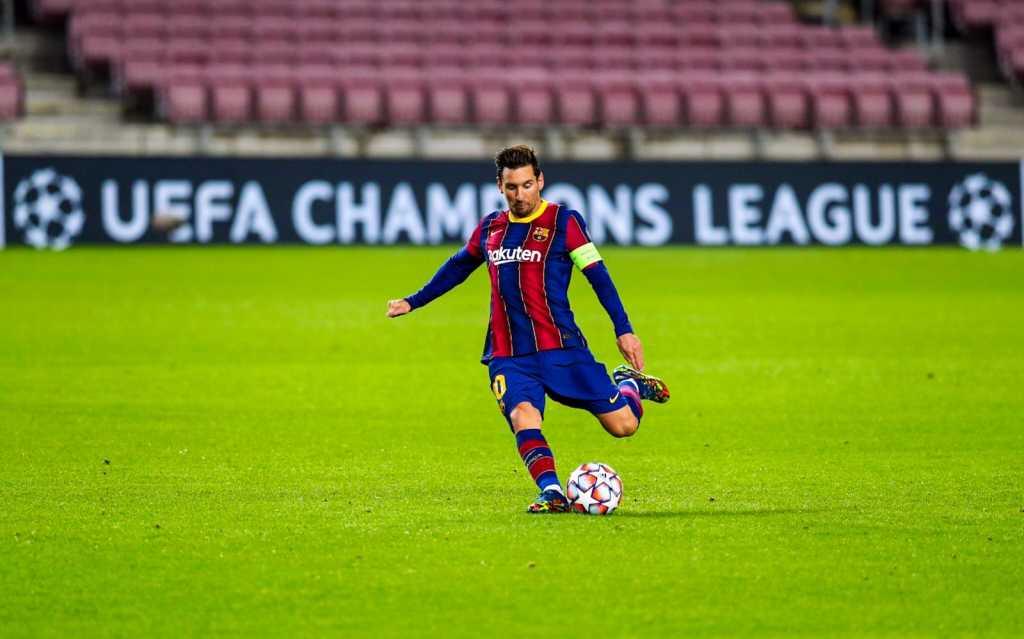 Lionel Messi. Foto: Barcelona