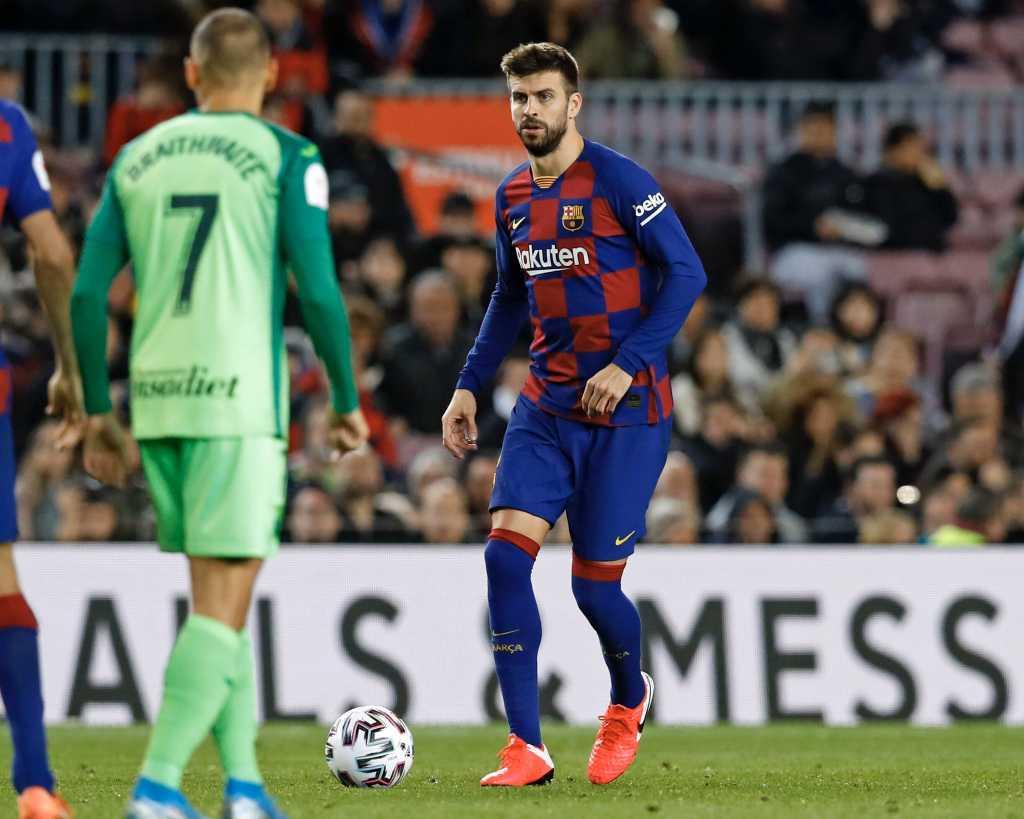 Piqué el pedido que le hizo a Messi