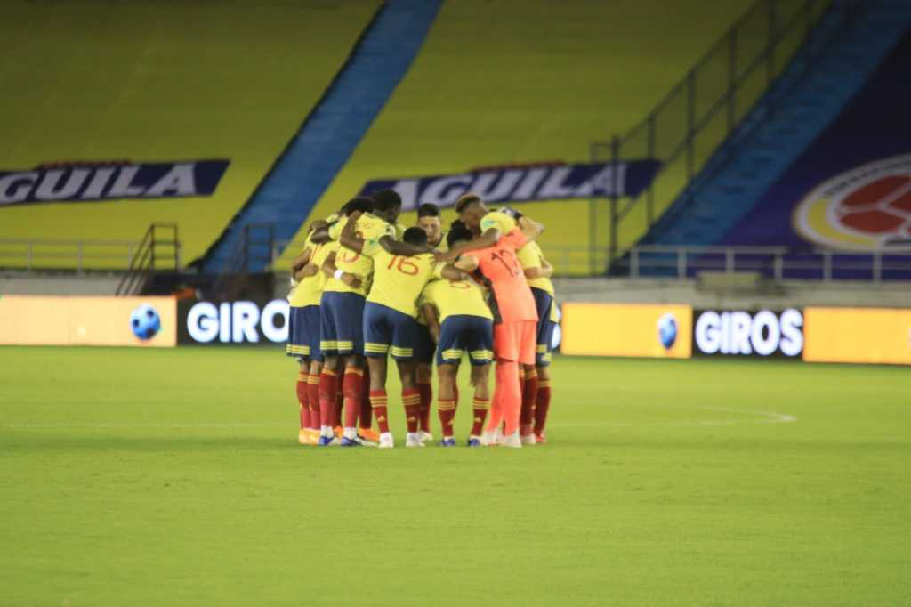 Selección Colombia verdad sobre cobro ver partidos