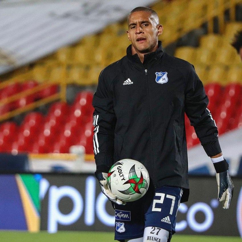 Cristian Bonilla Millonarios abandona situaciones