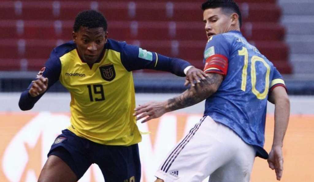 Los datos más dolororos de la derrota de Colombia ante Ecuador