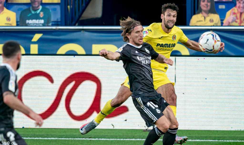 Carlos Bacca, titular en el Real Madrid vs Villarreal