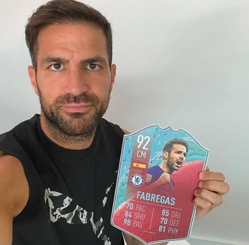 El recadito que le mandó Fabregas a Guardiola