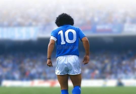 James Rodríguez mensaje Diego Maradona
