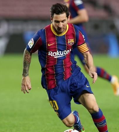La operación del City para llevarse a Messi
