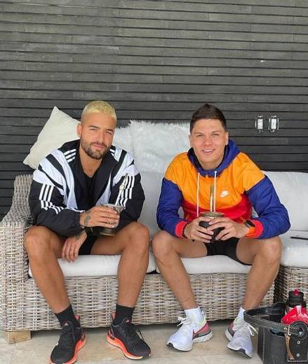 Maluma y Quintero