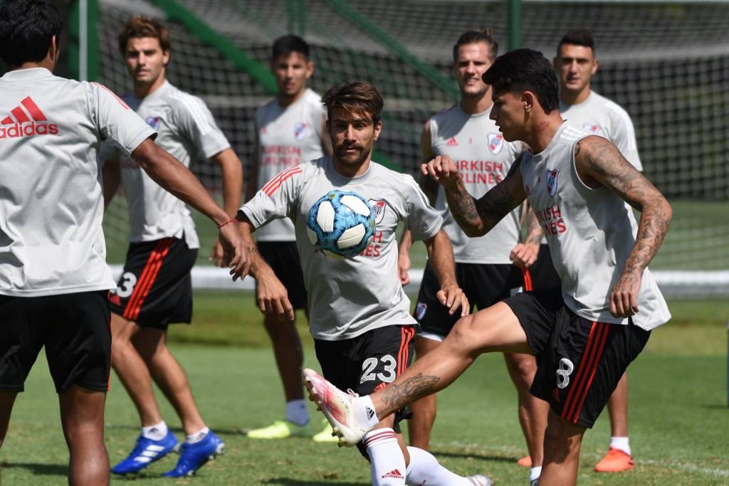 Argentina prensa revela la continuidad Carrascal River Plate