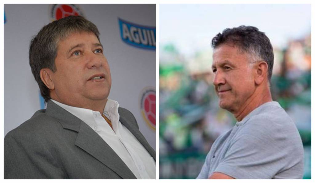 Reinaldo Rueda Carlos Antonio Vélez crítica directores técnicos