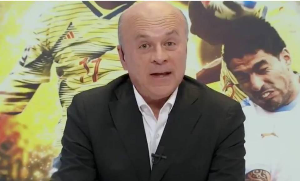 Carlos Antonio Vélez palabras sobre ciclismo y fútbol colombiano