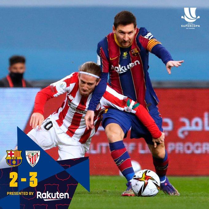 Messi bilbao supercopa