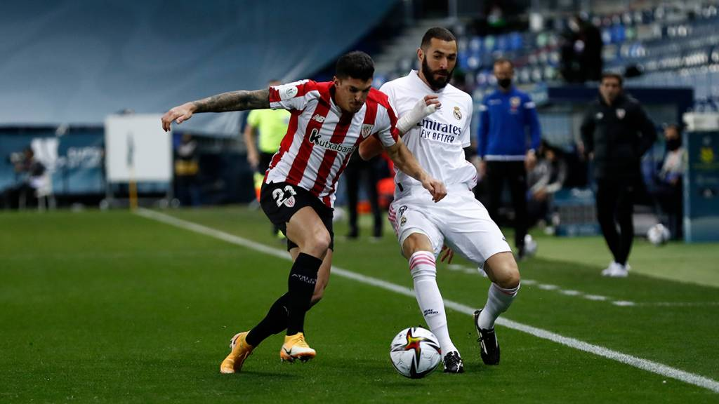Real Madrid sorprendido por athletic bilbao cobran en twitter