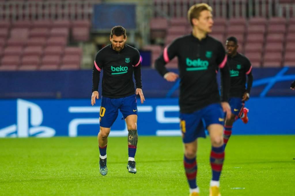Barcelona PSG Champions