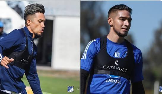 Mllonarios 2 bajas sensibles partido Liga BetPLay 2021