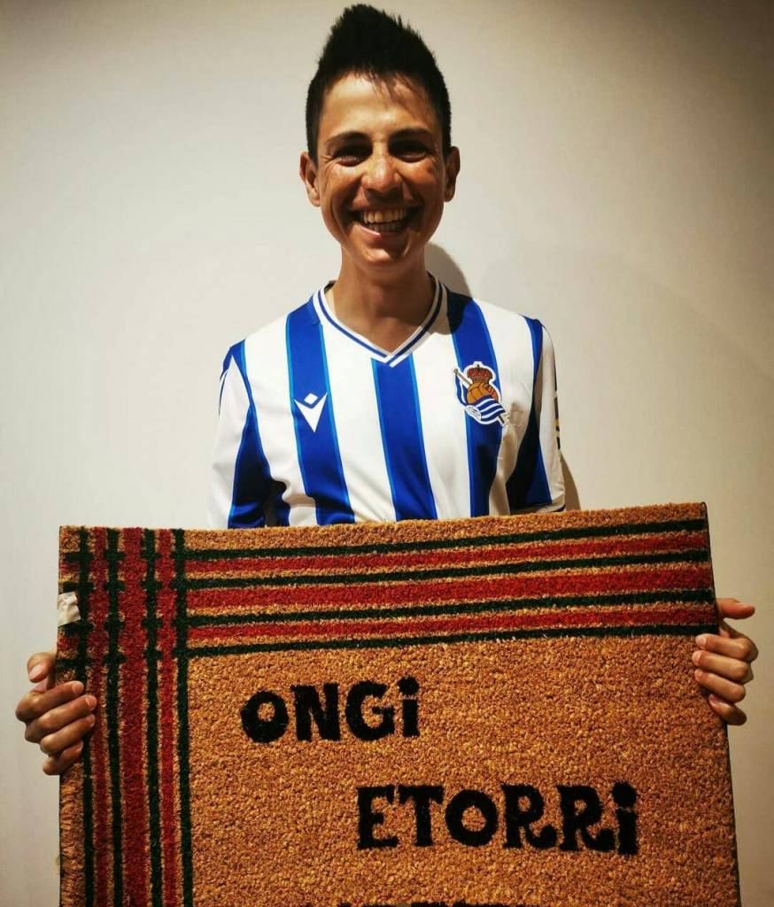 Esteban Chaves fútbol español camiseta