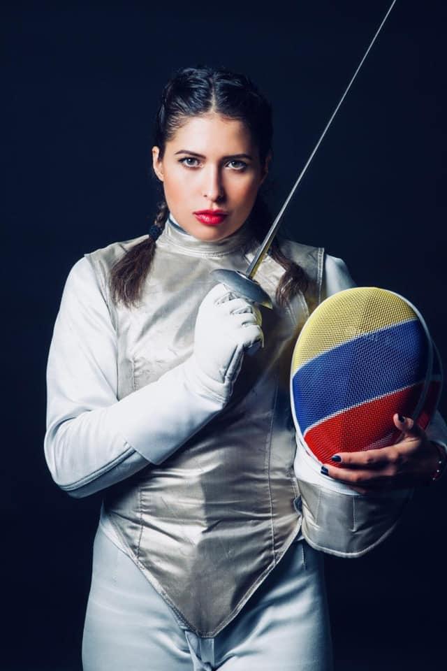Saskia van Erven García cupo Juegos Olímpicos de Tokio 2020