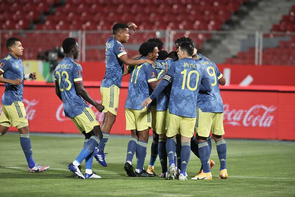 Selección Colombia FIFA petición jugadores