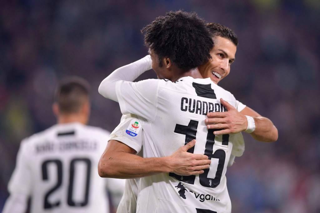 Juan Cuadrado destacan en Italia regreso Juventus