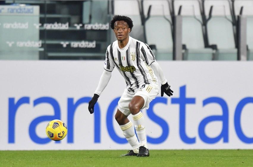 Cuadrado calificación Atalanta Juventus