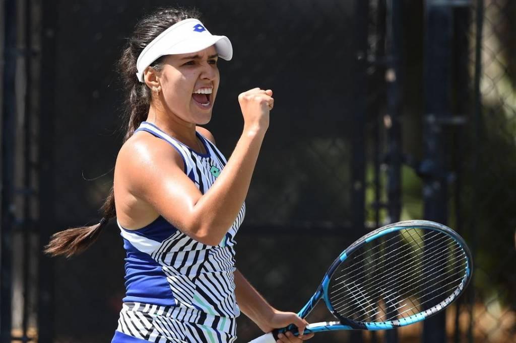 Maria Camila Osorio semifinales WTA 250 Charleston