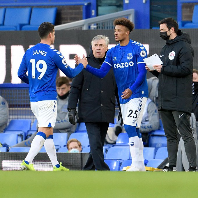 James Everton Ancelotti