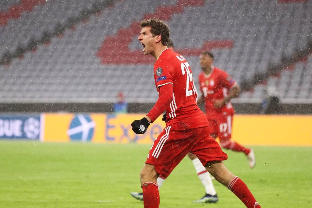 Bayern Múnich PSG goles posibilidad Champions League