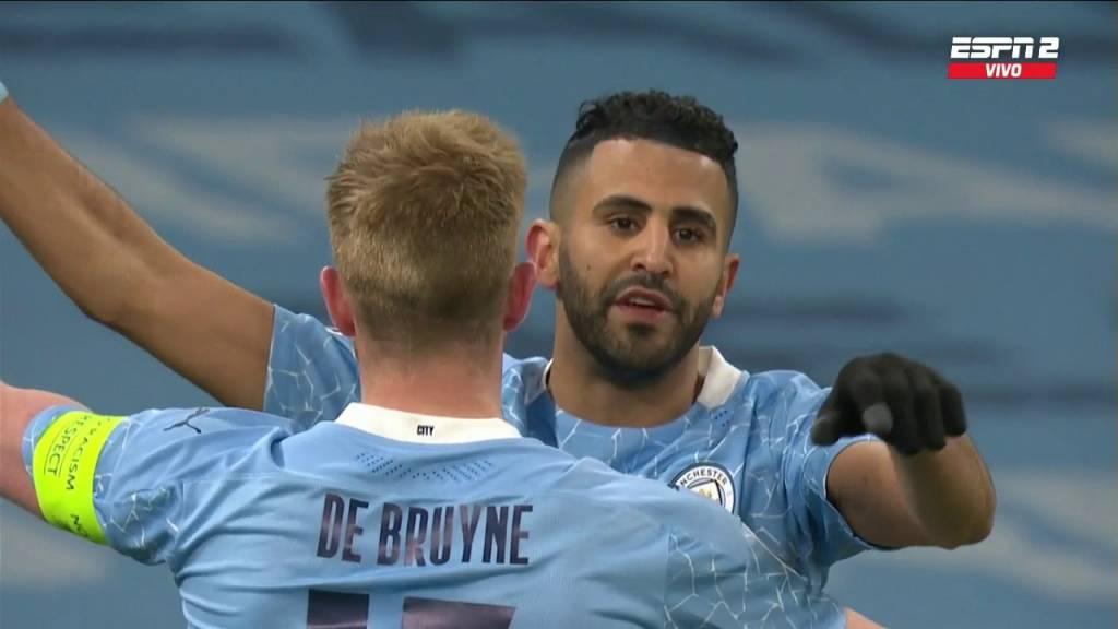 De Bruyne gol Manchester City Dortmund