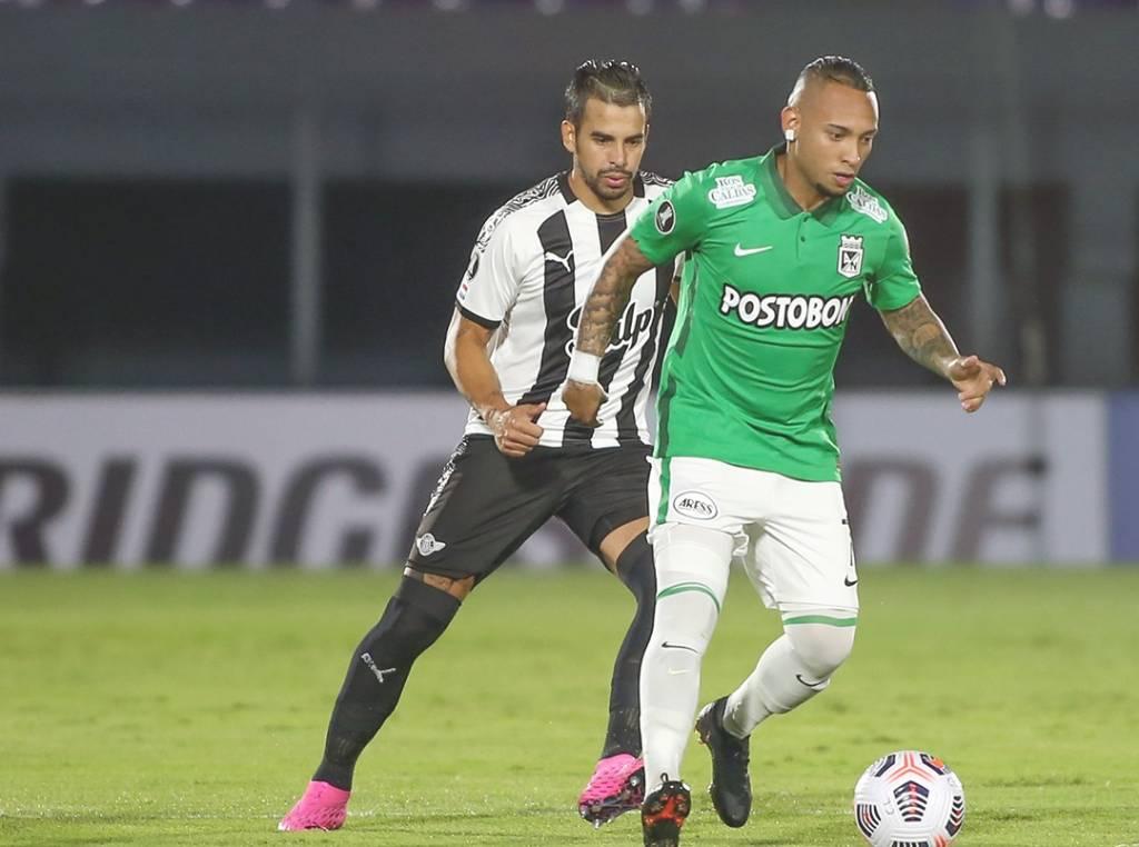 Atlético Nacional luz Libertad Copa Libertadores partido