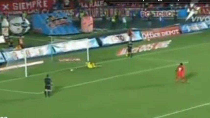 Jairo el tigre Castillo reaparece clave América de Cali gol foto