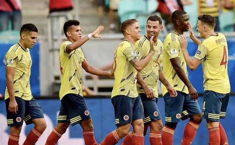 Colombia periodista Blu Radio Copa América