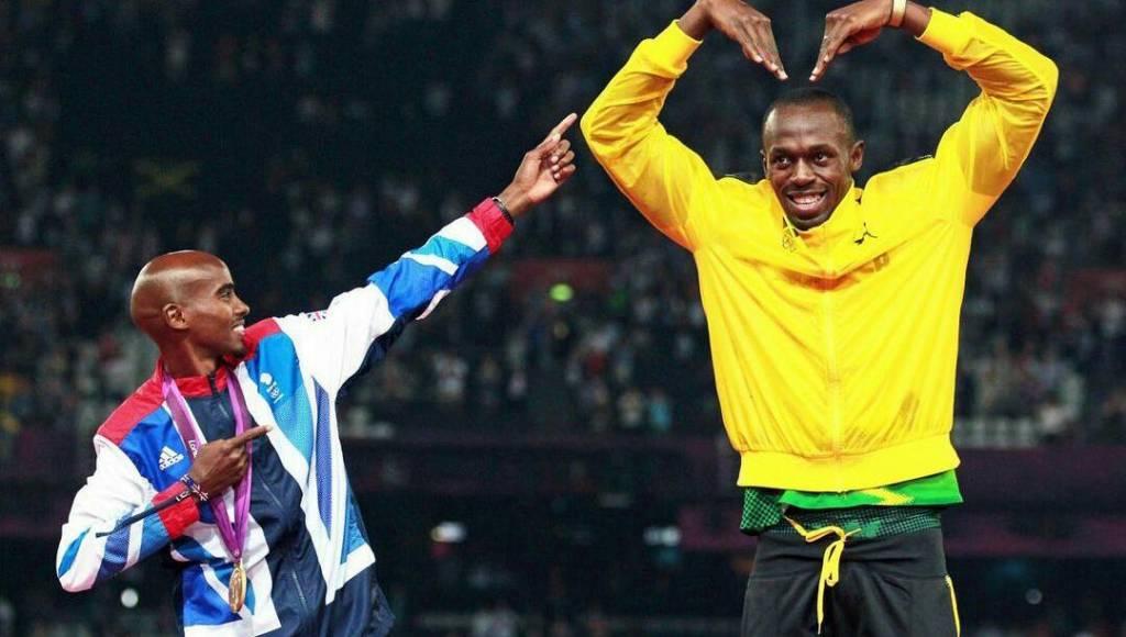 Usain Bolt leyenda deporte