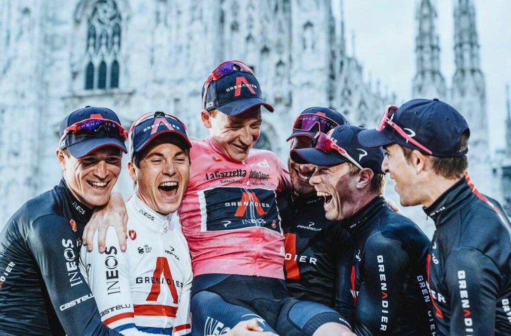 Campeón Giro de Italia Superliga