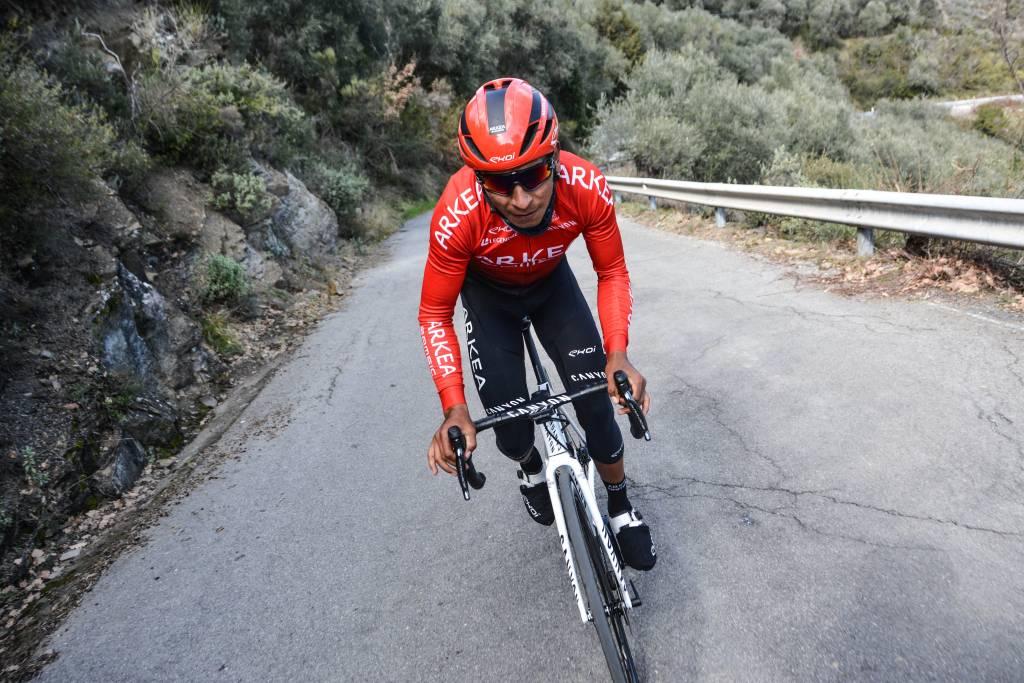 trino Nairo Quintana generó polémica seguidores