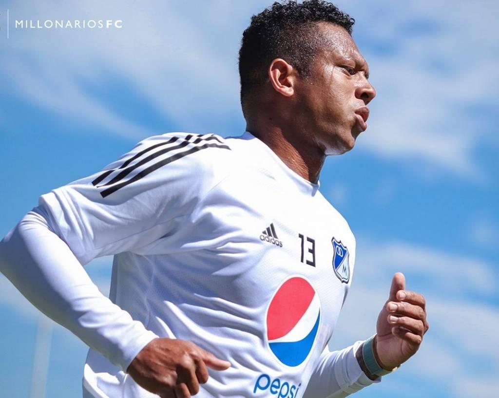 Fredy Guarín posibilidad Millonarios miembro