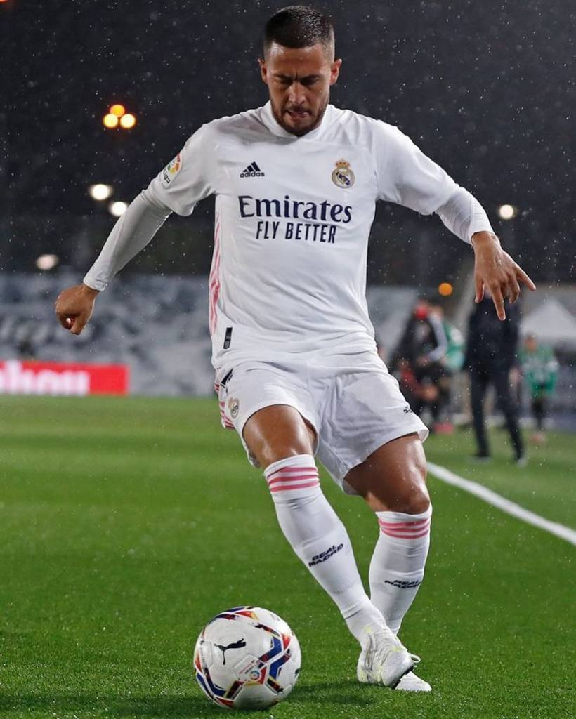 Hazard disculpa acto Real Madrid Chelsea