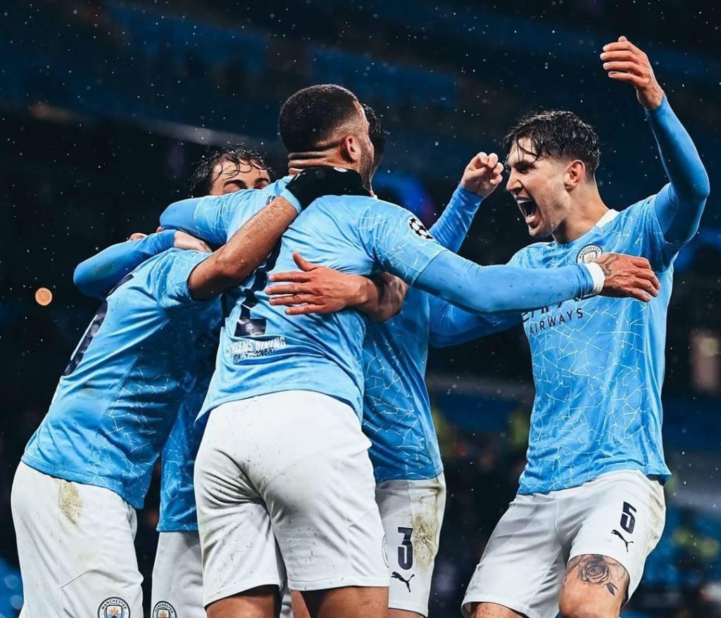 Guardiola Manchester City victoria