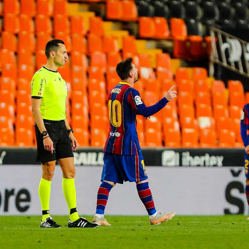 Barcelona gol Valencia Soler