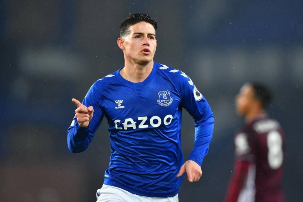 Marcos Sánchez, fisioterapeuta se refiere a la reciente lesión de James Rodríguez en el Everton