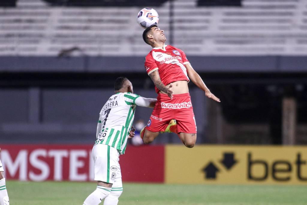 Guimaraes habla de la razón por que Nacional perdió en Copa Libertadores