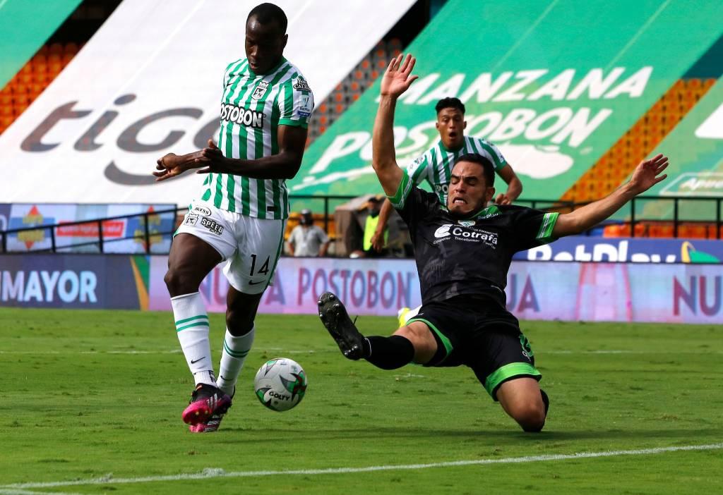 Juan Felipe Cadavid de Win Sports, le envía mensaje a los hinchas de Atlético Nacional