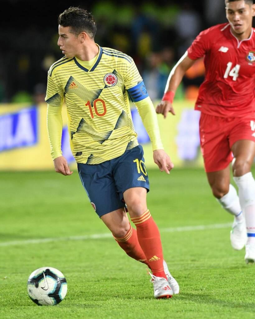 James Rodríguez Tino Asprilla palabras Selección Colombia