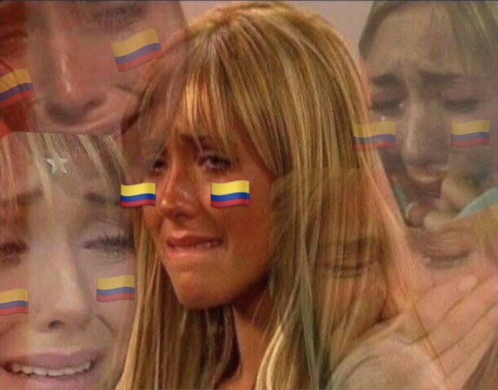 Selección Colombia memes partido Venezuela Copa América