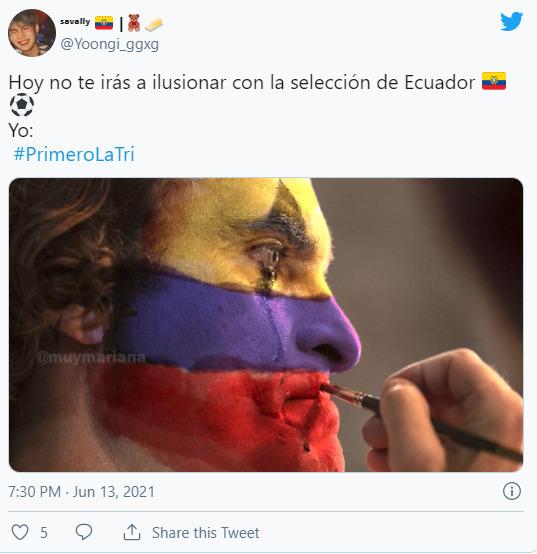 Selección Colombia memes Ecuador Copa América