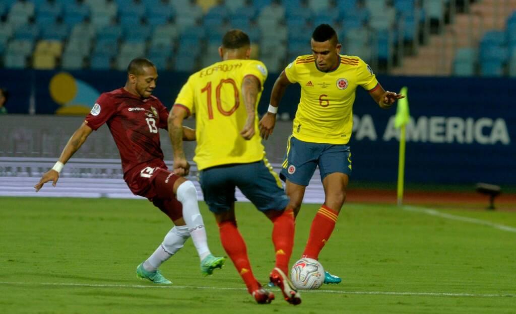 Reinaldo Rueda Selección Colombia resultado conforme Copa América