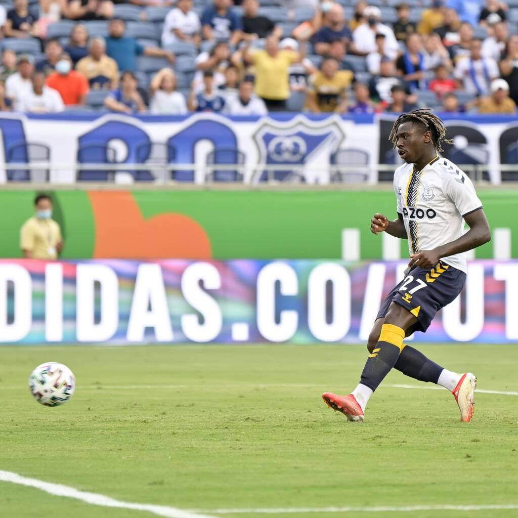 Everton gol Moise Kean Florida Cup Pumas