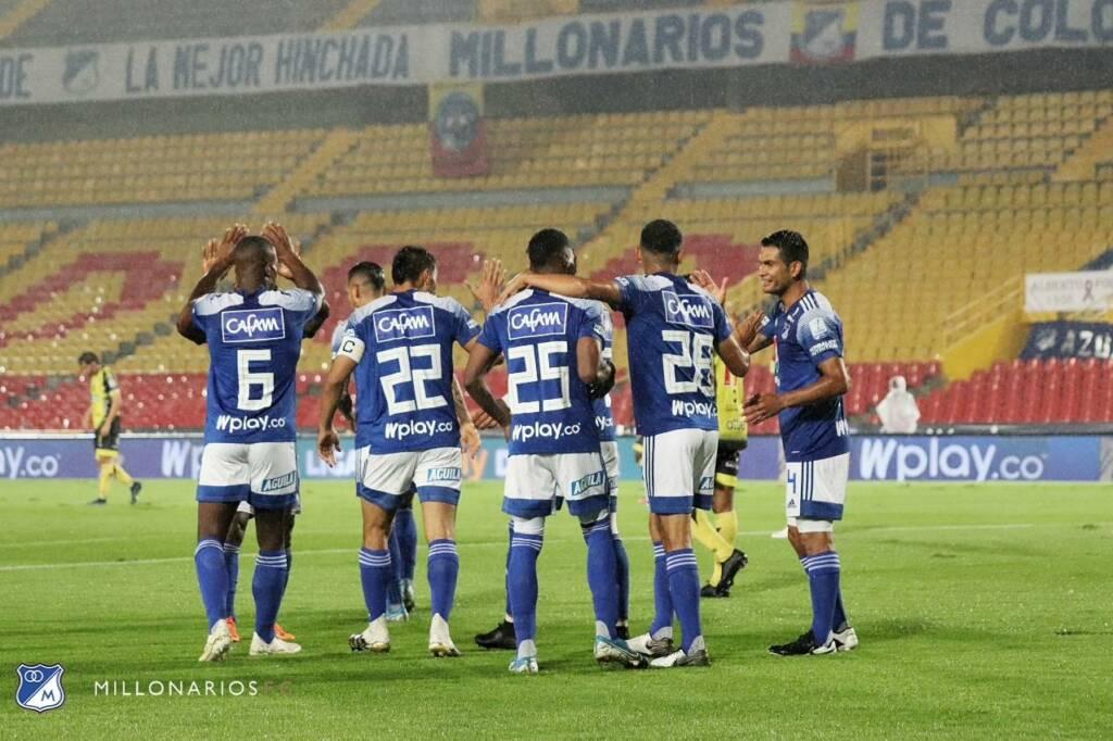 Alberto Gamero Millonarios falencias bajo rendimiento